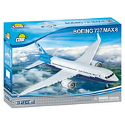 COBI Boeing 737 Max 8 Airplane 200 Piece Construction Blocks Building Kit