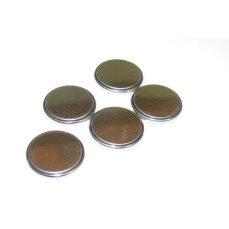 Cr2025 Coin Cell Battery - Wholesale 5ps New CR2025 LM2025 DL2025 Button Cell Coin Battery for Watch Toys