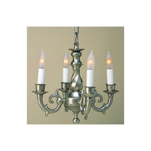 JV Imports JVI Designs 4-Light Candle-Style Chandelier
