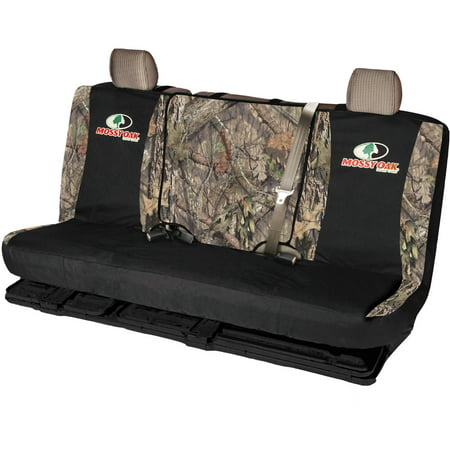 Mossy Oak Break-Up Country Bench Seat Cover