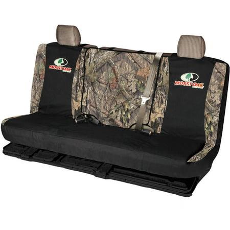 Mossy Oak Break Up Country Bench Seat Cover Walmart Com