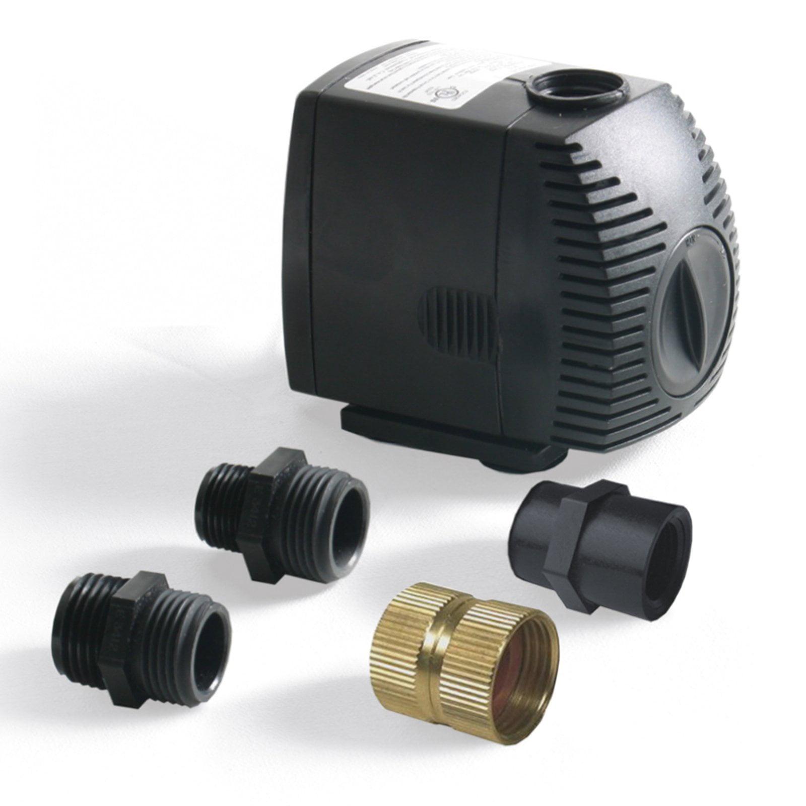 Algreen 81062 Rain Barrel Pump Kit