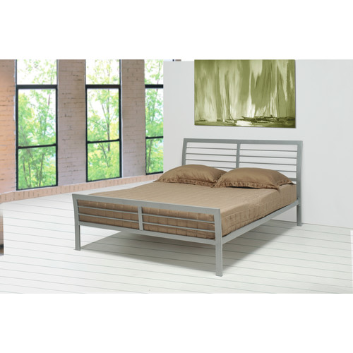 Wildon Home  Eller Queen Panel Bed