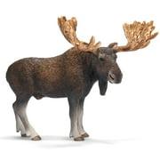 Schleich Moose Bull Toy Animal