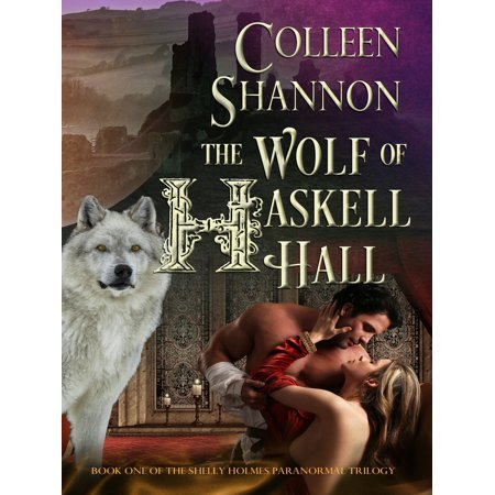 The Wolf of Haskell Hall - eBook