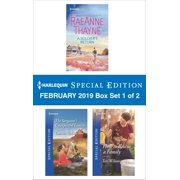 Harlequin Special Edition February 2019 - Box Set 1 of 2 - eBook