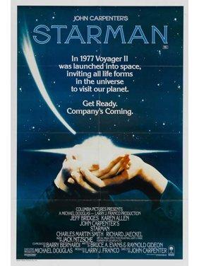 "Starman - movie POSTER (Style E) (11"" x 17"") (1984)"