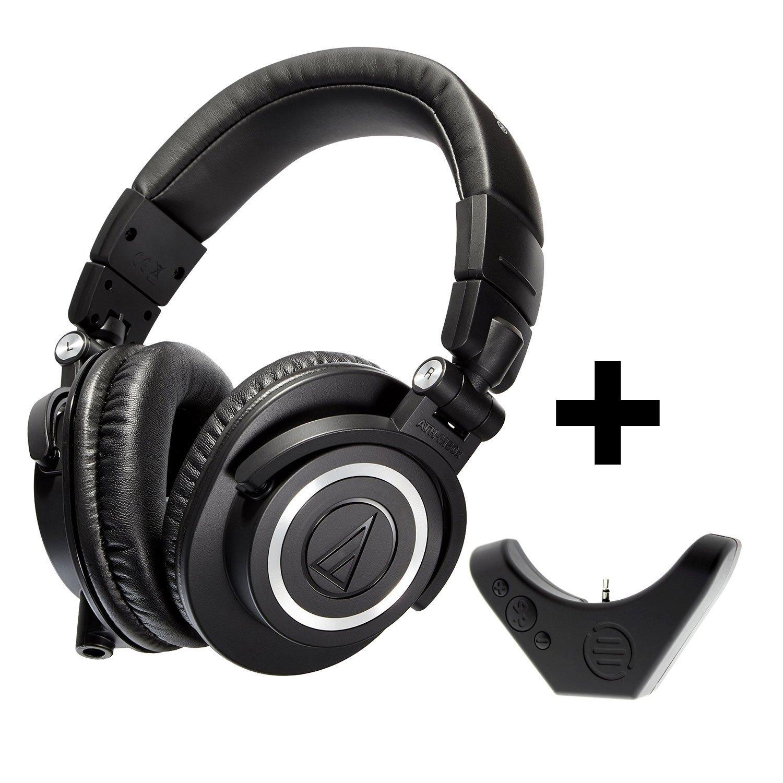 Bluetooth headphones adapter - studio monitor headphones bluetooth