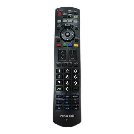 Original TV Remote Control for PANASONIC TH-58PZ850U Television - image 2 de 2