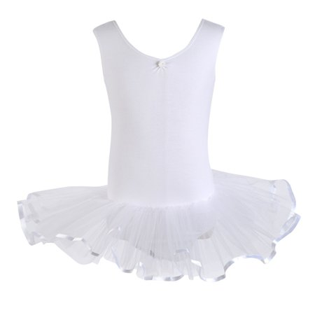 Child Kids Girls Ballet Tutu Lace Leotard Ballet Dancewear Dance Dress 4-15Y - Kids Dress For Sale