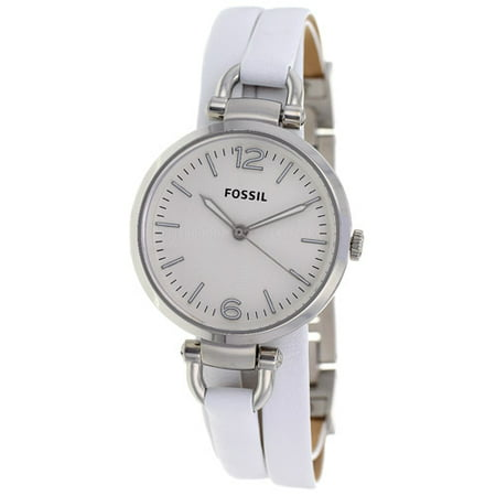 Fossil Women's Georgia Watch Quartz Mineral Crystal ES3246