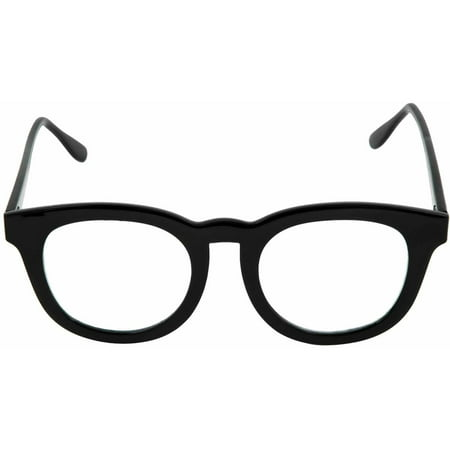Glasses Mr '50s Clear Adult Halloween Accessory