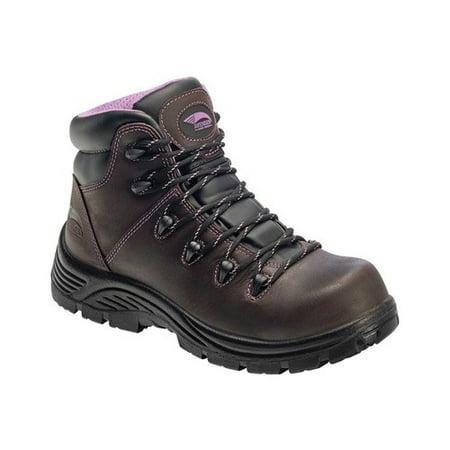 Columbia Womens Hiker (Women's Avenger A7123 Composite Toe PR EH Waterproof Hiker Boot)
