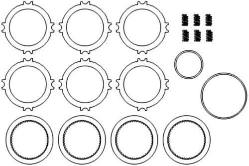 534934r92 New Case Ih Pto Clutch Kit 454 574 2400 2500 International