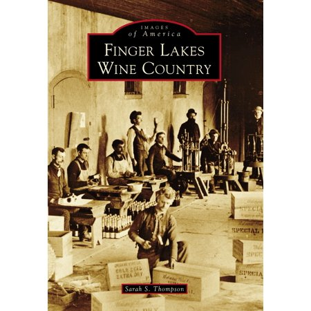 Finger Lakes Wine Country - eBook