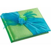 Lillian Rose Blue/Green Guest Book