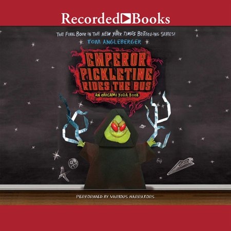 Emperor Pickletine Rides the Bus - Audiobook