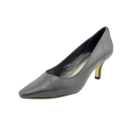 Bella Vita Wow  WW Pointed Toe Leather  Heels](Blue Wedding Heels)