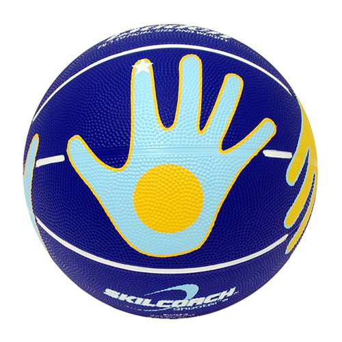 Baden SkilCoach Shooter's Rubber Basketball - Size 5
