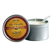 Earthly Body Suntouched 3 in 1 Massage Candle, Nag Champa, 6 Oz