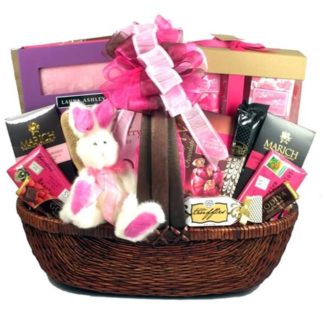 Gift Basket Drop Shipping PrInPi-Easter Pretty In Pink - ...