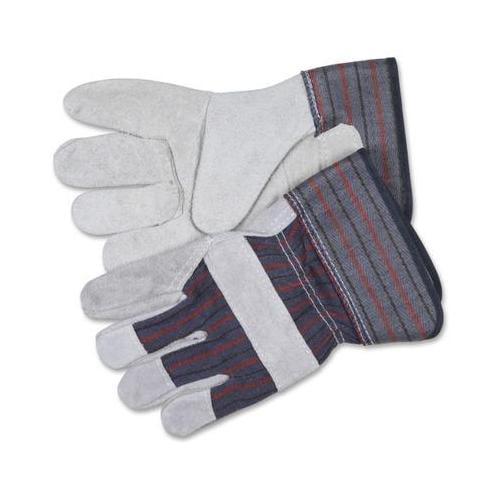 MCR Safety Leather Palm Economy Safety Gloves MCSCRW12010XL