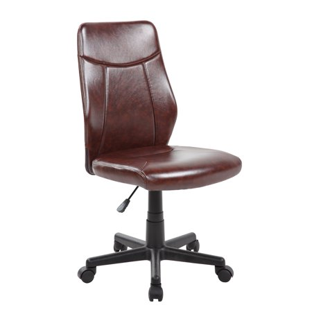 Astounding Modern Ergonomic Mesh Medium Back Computer Desk Task Office Chair Mocha Brown Lamtechconsult Wood Chair Design Ideas Lamtechconsultcom