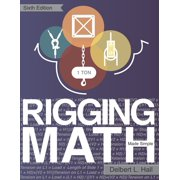 Rigging Math Made Simple, 6th Edition (Paperback)