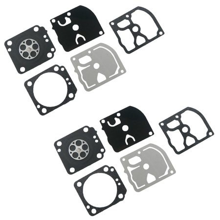Zama 2 Pack Gasket & Diaphragm Kits # GND-87-2PK - image 1 de 1