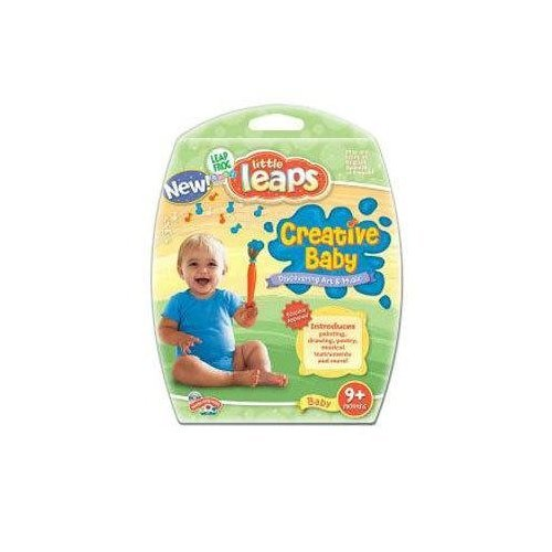 Little Leaps Creative Baby Discovering Art & Music