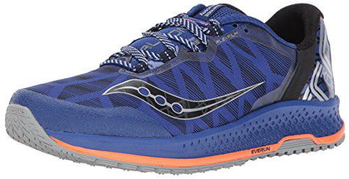 Koa TR Running Shoe, Blue Orange