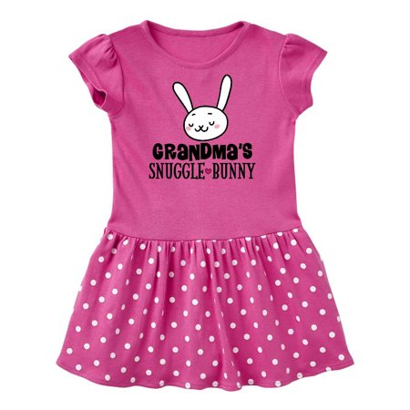 Grandma Snuggle Bunny Easter Outfit Infant Dress