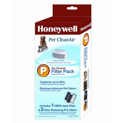 Honeywell Pet CleanAir Combo Pack Filter P