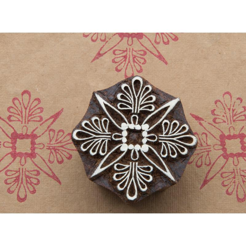 Blockwallah Block Stamp-royal Stamp