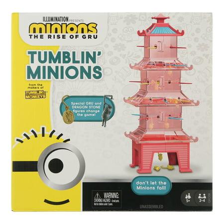 Minions the Rise of Gru Tumblin' Minions Game
