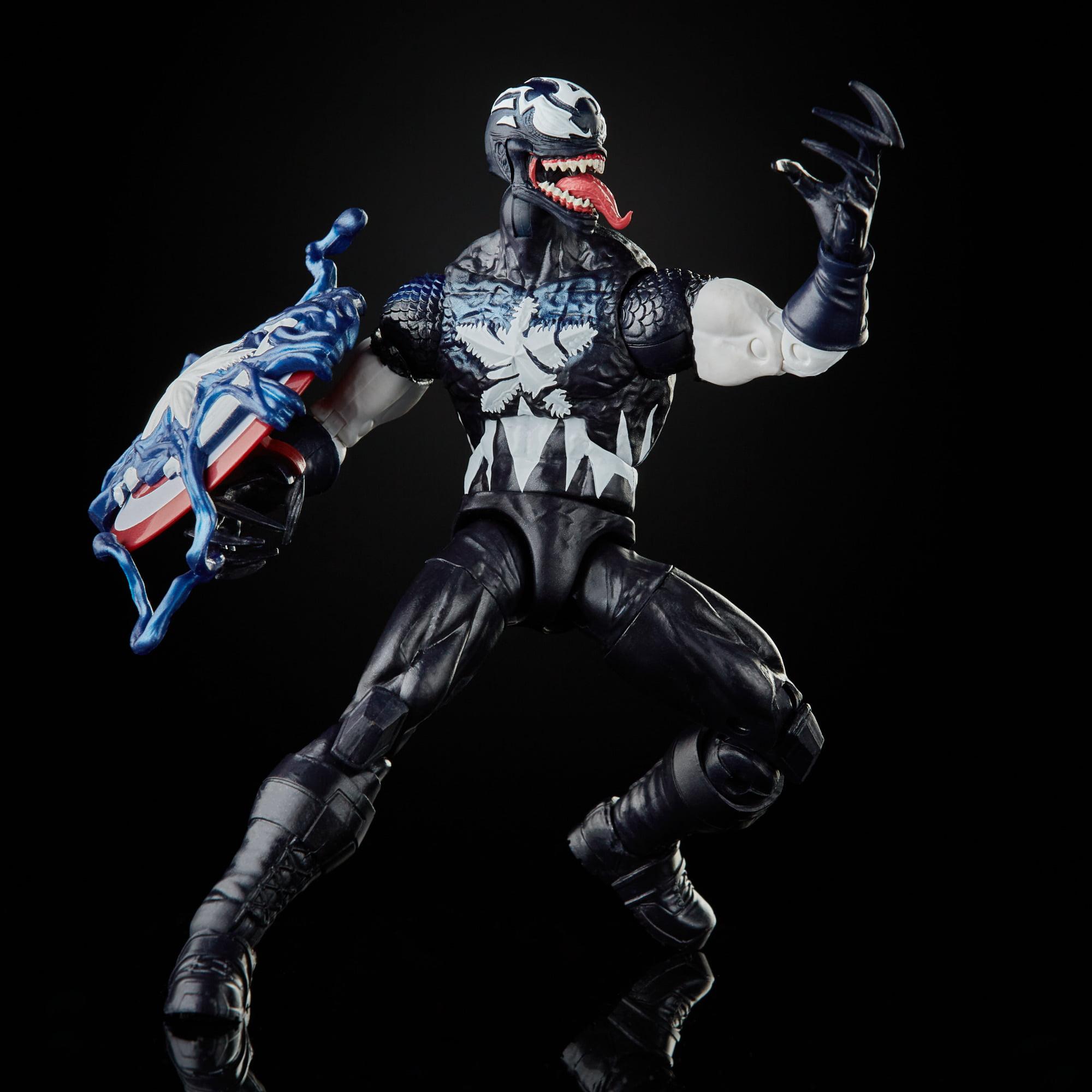 "Marvel Legends 6/"" Venomized Captain America Action Figure MIB Walmart Exclusive"