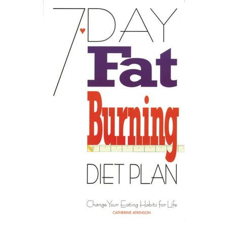 7-Day Fat Burning Diet Plan - eBook (General Motors Diet Plan For 7 Days)