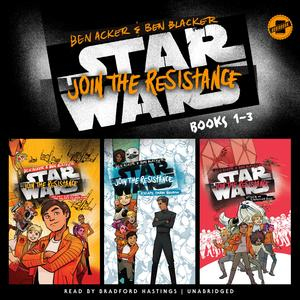 Star Wars Join the Resistance, Books 1-3 - 1-3 - Audiobook