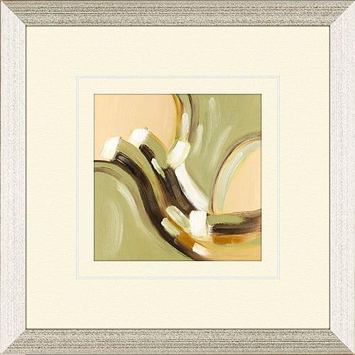 Going Green Framed Artwork, I by