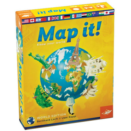 Map It, World Edition
