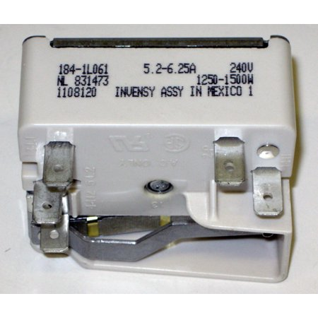 1841L61 Brown Range Electric Infinite Burner Control Switch 1841L061 184-1L061