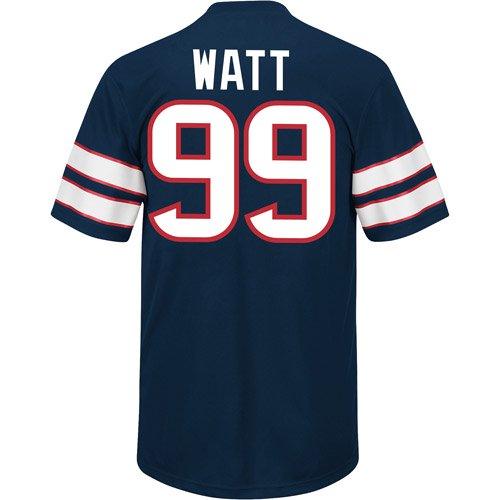 new arrival e7b4f 9d7ed NFL Men's Houston Texans Jj Watt Jersey