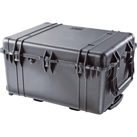 Pelican 1630NF Transport Case without Foam, Black