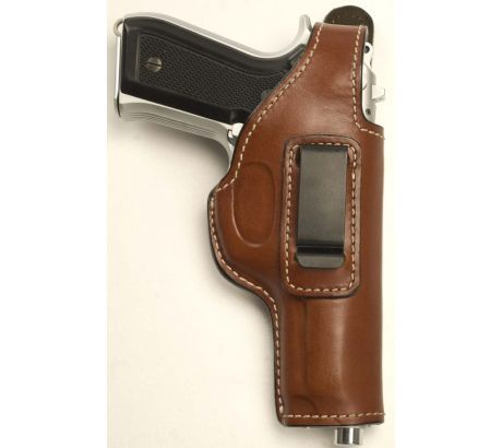 Cebeci Arms Walther Leather IWB Unisex Holster, Black, Ri...