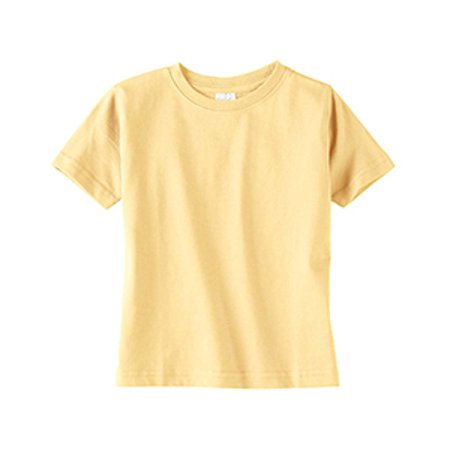 Rabbit Skins Toddler Fine Jersey T-Shirt - Carribean Boys