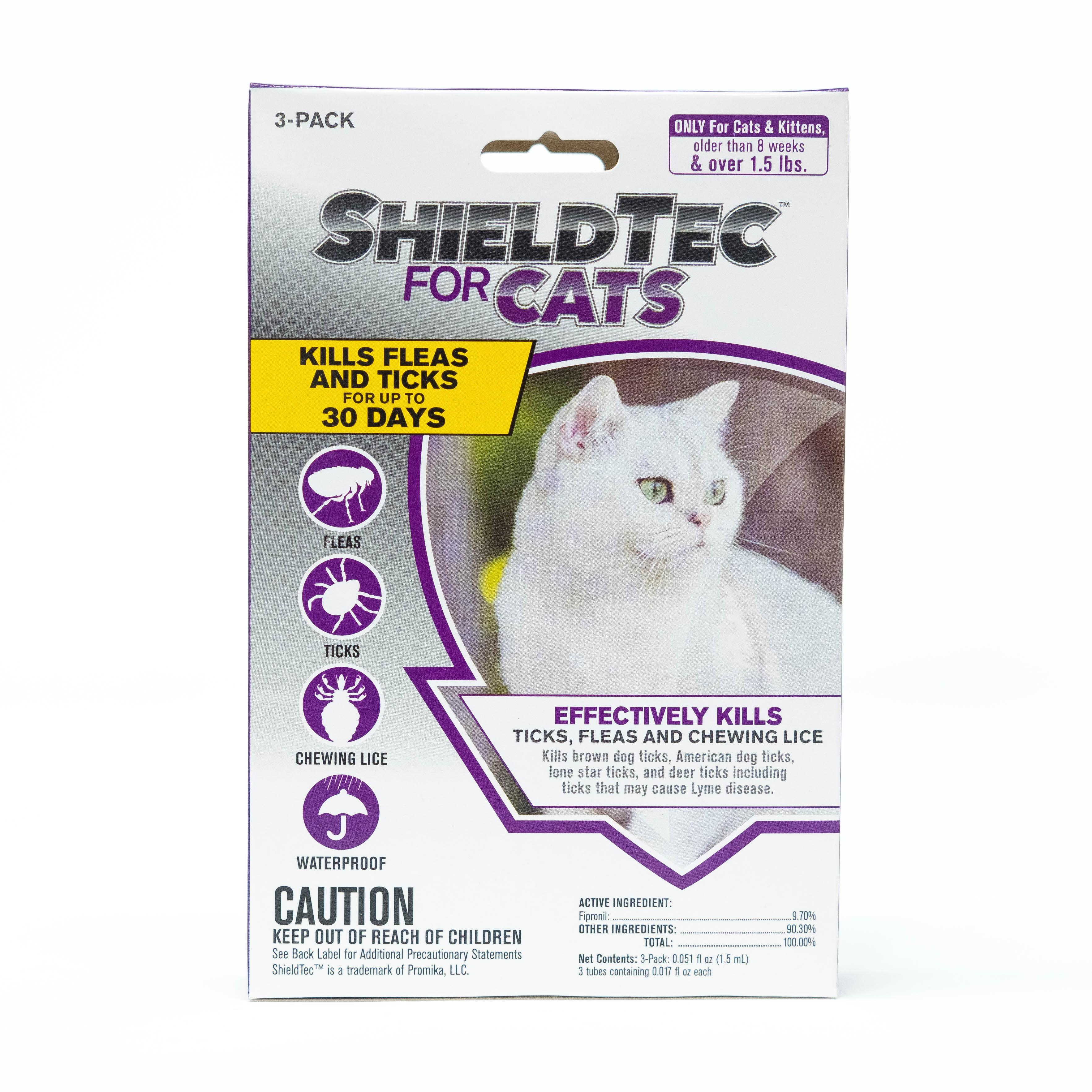 Flea Prevention For Cats Walmart
