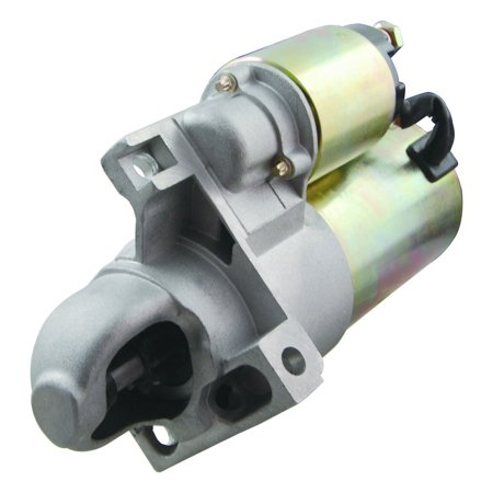 New Replacement Starter 6486N Fits 99 01 Oldsmobile Intrigue Sedan