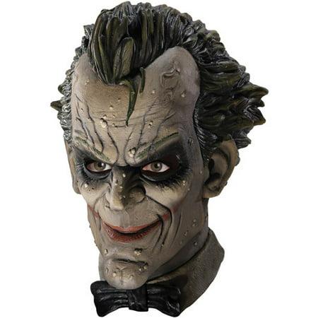 Joker Adult Halloween Latex Mask Accessory - Joker Henchman Masks