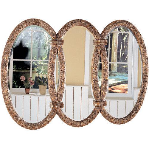 Wildon Home Tonasket Triplet Mirror