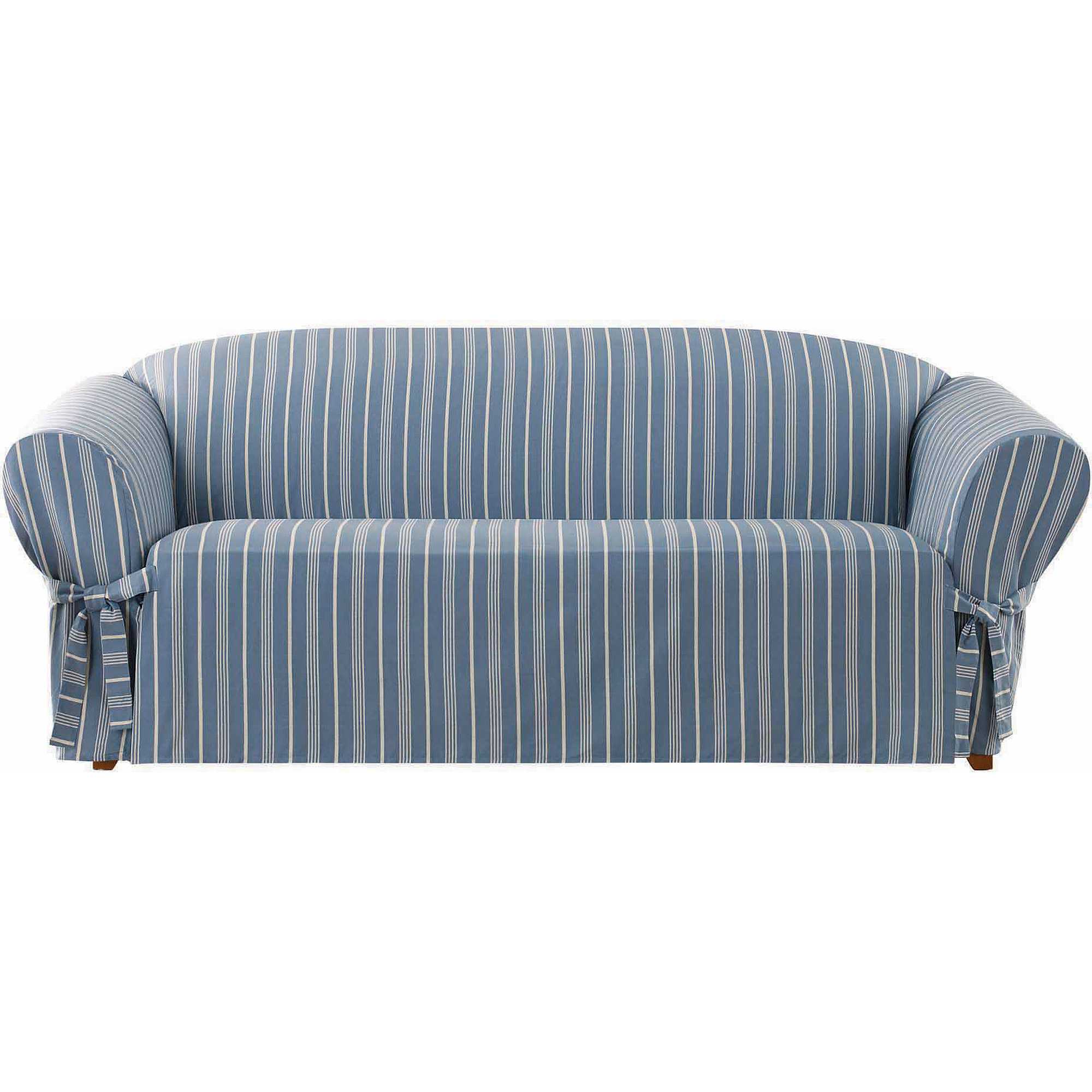 Better Homes and Gardens e Piece Stretch Fine Corduroy Sofa